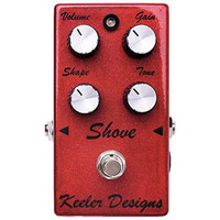Keeler Designs Shove Distortion Guitar Pedal