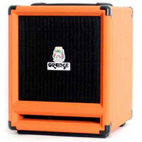 Discontinued Orange Smart Power SP210 Bass Guitar Speaker Cabinet