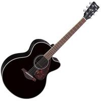 Yamaha FJX720SC Electro Acoustic Guitar Black