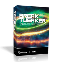 iZotope BreakTweaker Drum Machine and MicroEditer