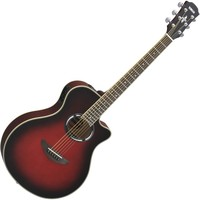 Yamaha APX500 III Electro-Acoustic Guitar Dusk Sun Red