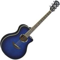 Yamaha APX500 III Electro-Acoustic Guitar Oriental Blue Burst