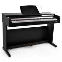 DP-10 Digital Piano by Gear4music Gloss Black