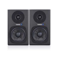 Fostex PM04-D Active Studio Monitors Pair Black