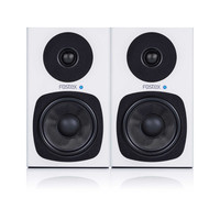 Fostex PM04-D Active Studio Monitors White