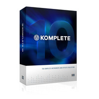 Native Instruments Komplete 10 Update from 2-9