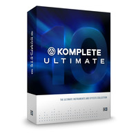 Native Instruments Komplete 10 Ultimate Update from Ult 8-9