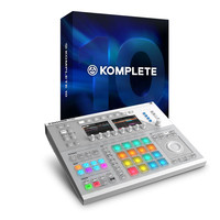 Native Instruments Maschine Studio White with Komplete 10