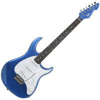 Peavey Raptor Plus Custom Electric Guitar Gulfcoast Blue