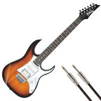 Ibanez GRG140 Electric Guitar Sunburst with FREE Gift