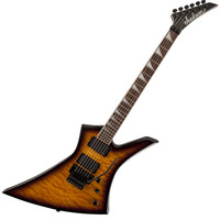 Jackson X Series KEXMG Kelly Electric Guitar Tobacco Burst