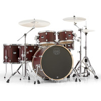 Mapex Mars 22 Special Edition Fusion 6 Piece Drum Kit Bloodwood