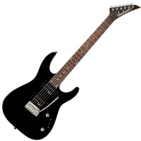 Jackson JS12 Dinky Electric Guitar Gloss Black