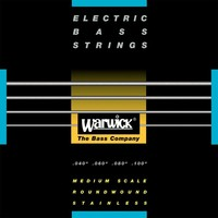 Warwick Black Label 39210-ML Stainless Steel Bass Strings