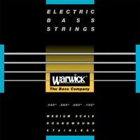 Warwick Black Label 39210-ML Stainless Steel Bass Strings