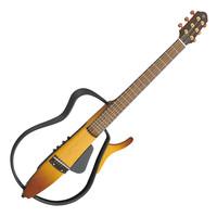 Yamaha SLG110S Silent Guitar Tobacco Brown Sunburst