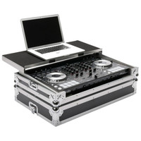 Pioneer DDJ-SX 2 4 Channel DJ Controller with Magma Workstation Case