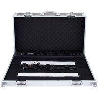 Rockcase RC-23120B Pedalboard Case With Power Supply 6-8 Pedals