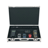 Rockcase Gigboard Flight Case with Power Supply 6-8 Pedals RC23130B