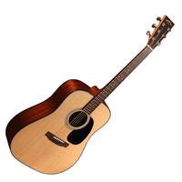 Sigma DM-ST Acoustic Guitar Natural
