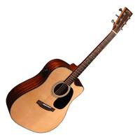Sigma DMC-1STE Electro Acoustic Guitar Natural