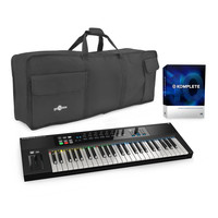 Native Instruments Komplete Kontrol S49 and Komplete 10 with Bag