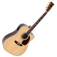 Sigma DRC-41E Electro-Acoustic Guitar Natural