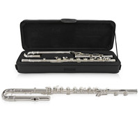 Rosedale Bass Flute by Gear4music
