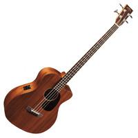 Sigma BMC-15E Electro Acoustic Bass Natural