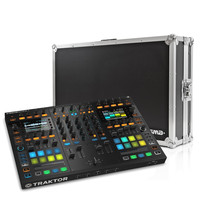 Native Instruments Traktor Kontrol S8 DJ Controller with Magma Case