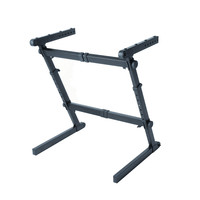 Quiklok Z70 Adjustable Keyboard/Mixer Stand