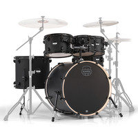 Mapex Mars 22 Special Edition Rock 6 Piece Shell Pack Nightwood