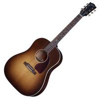 Gibson J-45 Quilted Mahogany Electro-Acoustic Vintage Sunburst