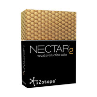 iZotope Nectar 2 Production Suite Vocal Processing Tool