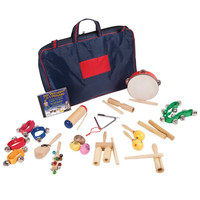 Performance Percussion PK06 Multi Percussion Set and DVD