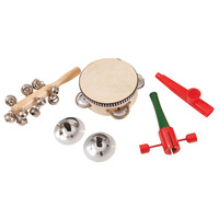 Performance Percussion PK10 Music Box Jingle and Wood