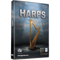 Garritan Harps Sound Bank