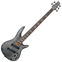 Ibanez SRFF805 Fanned Fret 5-String Bass Black Stain