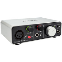 Focusrite iTrack Solo Lightning-Compatible Audio Interface
