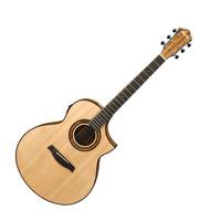 Ibanez AEW23ZW Electro Acoustic Guitar Zebrawood Back & Sides