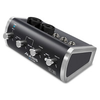 Alesis iO Hub 2-Channel Audio Interface for iOS and USB