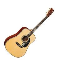 Martin D-41 Purple Martin Cocobolo Acoustic Guitar Natural