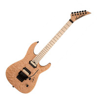 Jackson Pro Dinky DK2QM Electric Guitar Natural Blonde