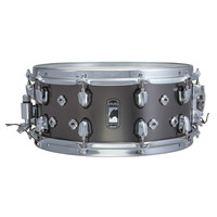 Mapex Black Panther The Wraith 14 x 6 Brass Snare Drum Stealth Black