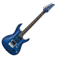 Ibanez SA360QM Electric Guitar Sapphire Blue Burst