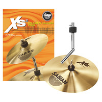Sabian XS20 Splash n Stacker Pack Brilliant Finish