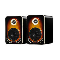 Gibson Les Paul LP4 Reference Monitors Tobacco Burst (Pair)