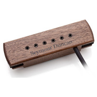 Seymour Duncan SA-3XL Adjustable Woody Pickup Walnut