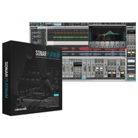 Cakewalk SONAR Platinum Production Software Upgrade from X3 Producer