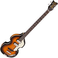 Hofner HCT 5001 Cavern Violin Bass Guitar Sunburst